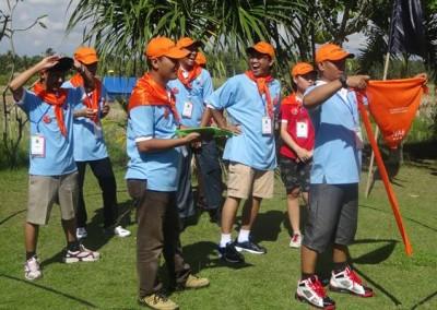 Bali Outbound Ubud Camp Full Day - Trekking 04