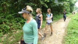 Bali Outbound Ubud Camp Full Day - Trekking 05