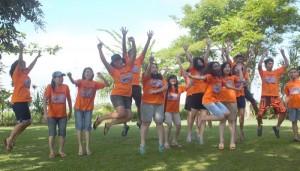Bali Outbound Ubud Camp Full Day - Tubing 01