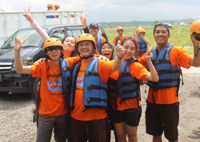 Bali Outbound Ubud Camp Full Day - Tubing 03