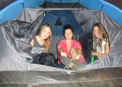 Bali Outbound Ubud Camp Overnight - Camping PS12015