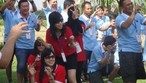 Bali Outing Ubud Camp Half Day - 01