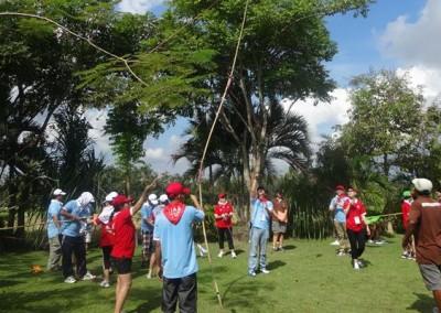 Bali Outing Ubud Camp Half Day - 04