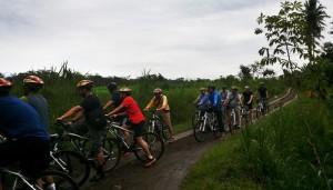 Bali Gathering Di Ubud Camp Cycling & Rafting Full Day 04