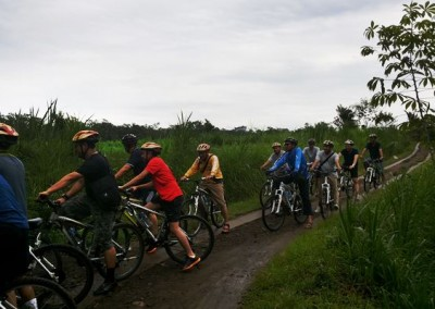 Bali Gathering Di Ubud Camp Cycling & Rafting Full Day 04