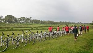 Bali Outbound Bongkasa Cycling Feature