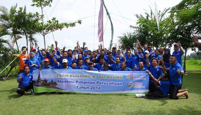 Bali Outbound Ubud Camp Half Day