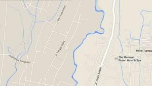 Bali Ubud Map Feature