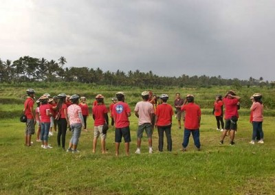 Outbound Bali Bongkasa Cycling PS12015