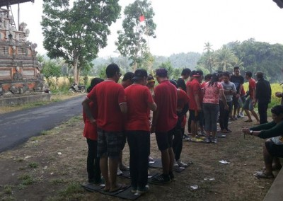 Outbound Bali Bongkasa Cycling PS22015