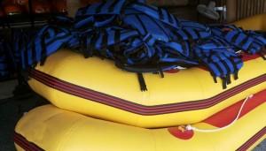 Paket Wisata Adventure Bali - Rafting Ubud Camp 2015