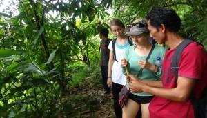 Paket Wisata Adventure Bali - Trekking Ubud Camp 2015