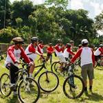 Tema Outbound Di Bali Cycling PS8