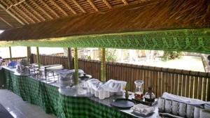 Adventure Bali Ubud Camp Restaurant Slider 2