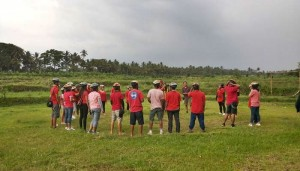 Bali Amazing Race Ubud Camp Full Day – Cycling & Rafting 01