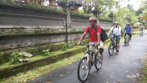 Bali Amazing Race Ubud Camp Full Day – Cycling & Rafting 05
