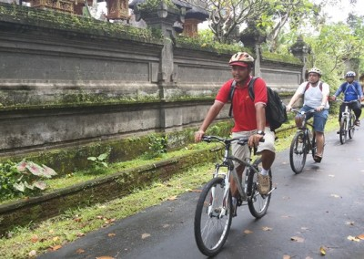 Bali Amazing Race Ubud Camp Full Day – Cycling & Rafting 05