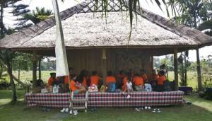 Bali Outbound Sanata System Ubud Camp