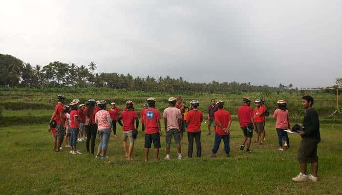 Event Organizer Outbound di Bali Devalintas Amazing Race & Camping