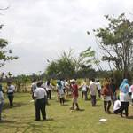 Gathering Di Ubud Camp Bali - PT. Pelabuhan Tiga Bersaudara 03