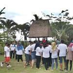 Gathering Di Ubud Camp Bali - PT. Pelabuhan Tiga Bersaudara 04