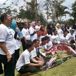 Gathering Di Ubud Camp Bali - PT. Pelabuhan Tiga Bersaudara 05