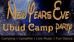New Year's Eve Ubud Camp Party - Feature