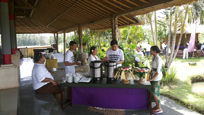 Restaurant Di Ubud Bali Coffee Break