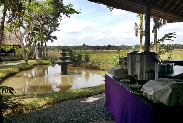 Restaurant Outbound Di Ubud Camp Bali PM3