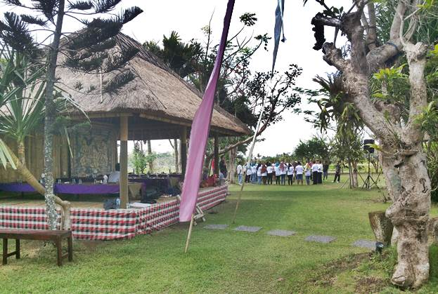 Restaurant Outing Di Ubud Camp Bali PM2