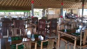 Ubud Camp Restaurant Feature