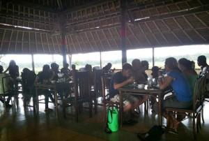 Ubud Camp Restaurant Lunch