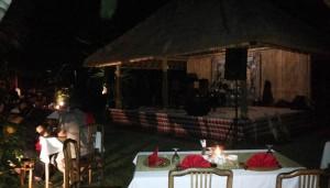 Acara Pesta Malam Tahun Baru 2014 - 2015 Di Ubud Camp Bali - The Ripper Bali