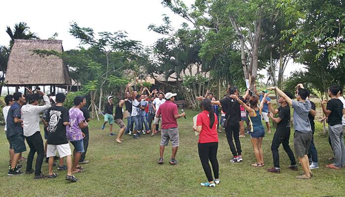 Pyramide Club Bali Outbound