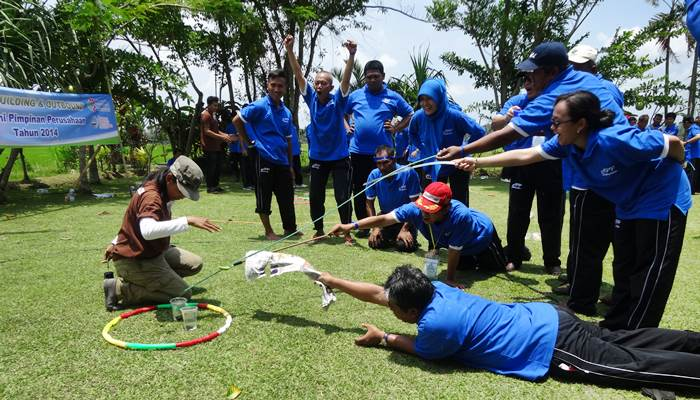 Team Building Di Bali - Ubud Camp