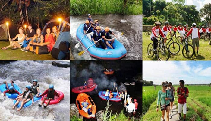 Paket Outbound Bali Ubud Camp Complate