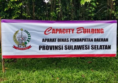 Outbound Dinas Pendapatan Daerah Provinsi Sulawesi Selatan 01