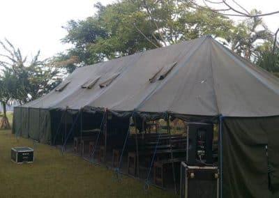 BTPN Outbound di Bali Dengan Tema Militer 3