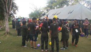 BTPN Outbound di Bali Dengan Tema Militer 5