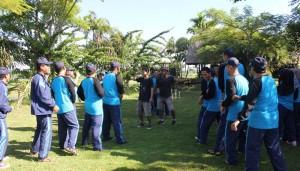 Outbound Dinas Kebudayaan & Pendidikan Kutai Timur - Dayung