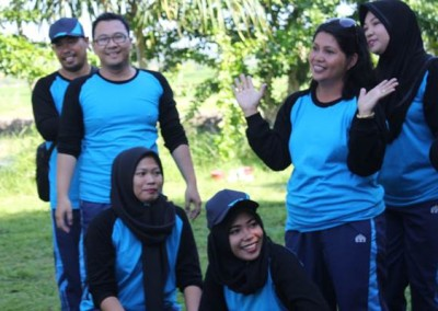 Outbound Dinas Kebudayaan & Pendidikan Kutai Timur - Menari