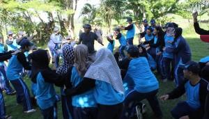 Outbound Dinas Kebudayaan & Pendidikan Kutai Timur - Trafic