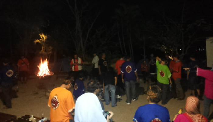 PT PLN (Persero) P3B JB Camping & Trekking 1