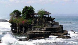 Objek Wisata di Ubud Pura Tanah Lot
