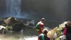 Nunung Waterfall Trekking TP 01291116